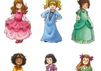 Prinzessin Mina Figuren