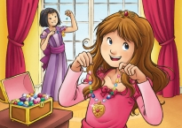 Prinzessin Mina Juwelen-Memo