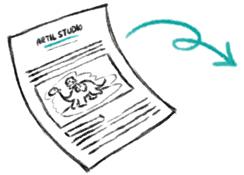 Melden Sie sich für unseren Illustrations-Newsletter an