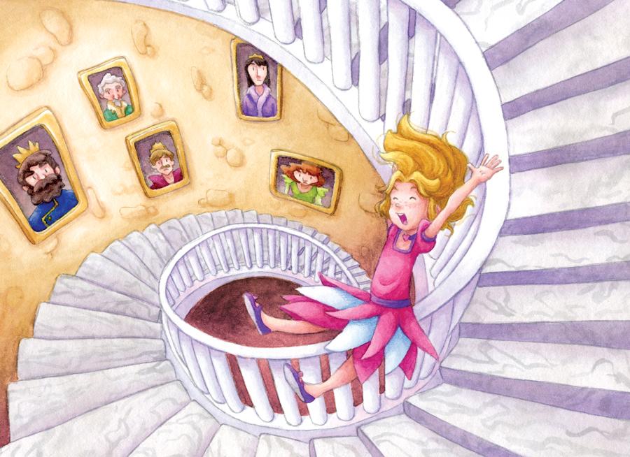 Princess Coralie 1, page 6