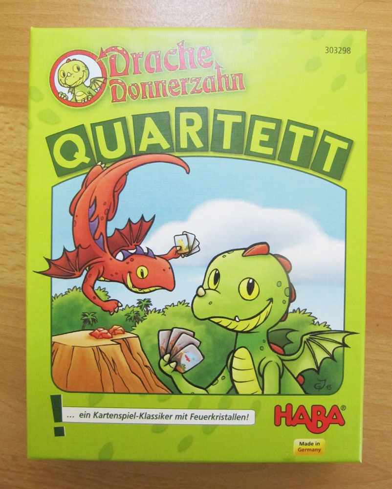 Dragon Rapid Fire Quartets