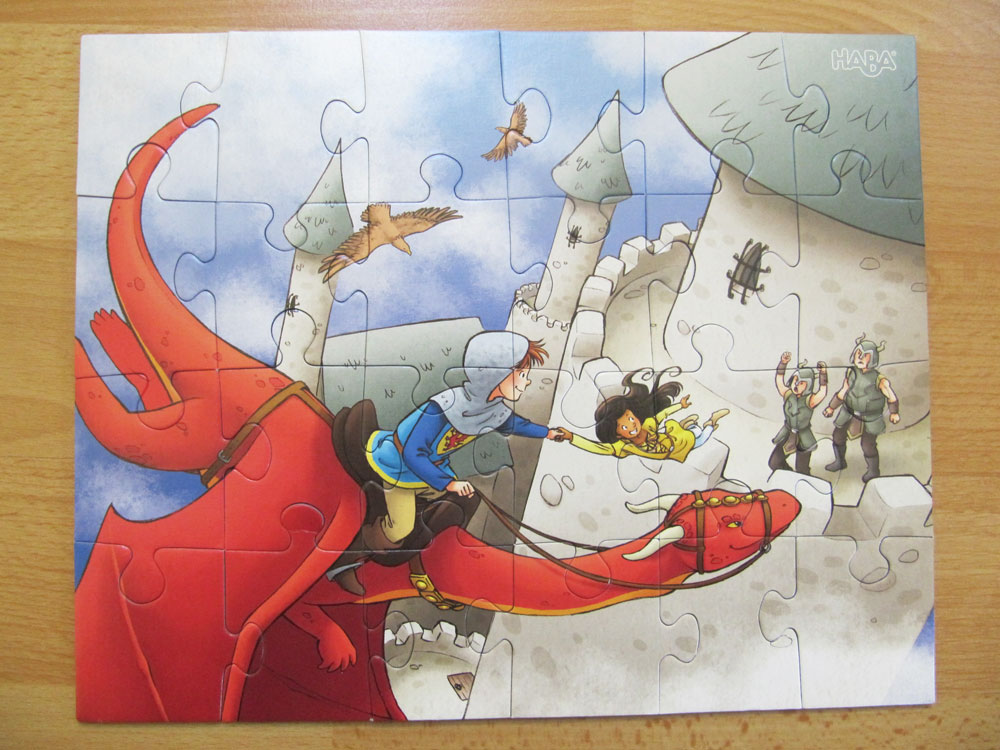 Puzzle Nr. 3.